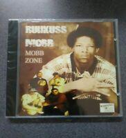 Ruhkuss Mobb - Mobb Zone CD *SEALED* Riverside Ca G-Funk Rap Rare OOP
