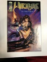 Witchblade # 1 (NM) Michael Turner !
