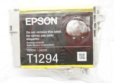 Cartouche d'Encre Originale Origine EPSON T1294 POMME Yellow Sous Blister Genuin