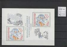 Tjechoslowakije postfris 1976 MNH block 33 - KSZE