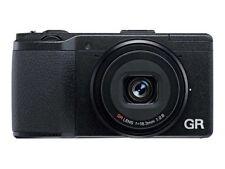 Ricoh GR II 16.2MP Digital Camera WIFI NFC - Black