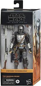 "Star Wars The Black Series The Mandalorian Beskar 6"" Inch Action Figure - Hasbro"