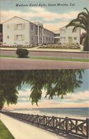 Santa Monica, CALIFORNIA - Madison Hotel Apts - MULTIVIEW