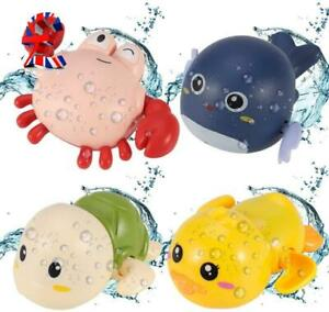 Quality 4 Pcs Baby Bath Toys for Toddlers Wind up Toys Paddling Pool Toys Float