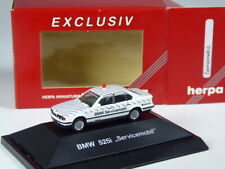 Klasse: Herpa Exclusiv BMW 525i Servicemobil in PC-OVP