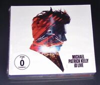 MICHAEL PATRICK KELLY iD DIGIPAK EDITION CD +  BLU RAY + DVD NEU & OVP