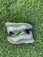 Nike Air Max 95 511307-060 I IV Vapor XI Neon Mens EUC SWOOSH Size 11