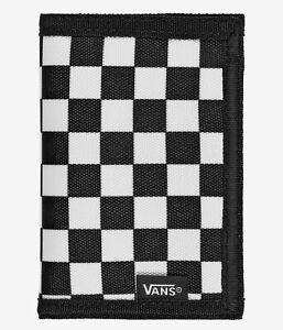 Vans Wallet Slipped Checkerboard portmonee Portemonnaie Geldbörse Geldbeutel NEU