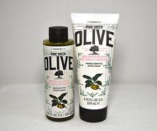 Korres Pure Greek Olive Golden Apple Set Showergel + Body Cream