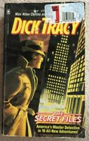 Dick Tracy: The Secret Files by Collins, Max Allan , Paperback
