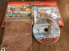 Uncharted 2 Among Thieves Game of the Year Edition PlayStation3 Used Free US S/h