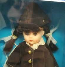 "World of Ginny Vogue Dolls Going Shopping 8"" Poseable Vinyl Doll Blinking Nrfb"