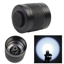 Flashlight Clicky Switch Tailcap for SureFire 6P 9P G2 G2X 6PX Aluminium Hot