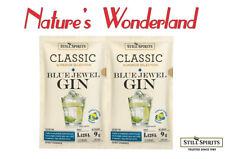 Classic BLUE JEWEL GIN  - 2 x 9g sachets = 2.25L - Still Spirits SPIRIT ESSENCE