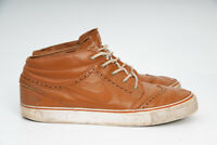 "NIke ZOOM STEFAN JANOSKI MD PR Chestnut ""Wing Tip"" Discounted (259) Men's Shoes"