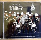 NEW SEALED - THE BAND OF H.M. ROYAL MARINES - Military Bands Music CD Album