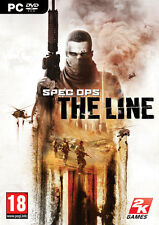 Spec Ops The Line PC IT IMPORT TAKE TWO INTERACTIVE