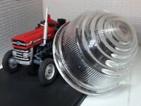 Reproducción Lucas Horn 6 H 12 V MF 35 135 MF135 165 Tractor Nuffield LEYLAND