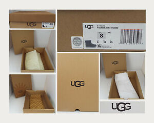 Empty Ugg Replacement Boxes ~ Womens & Mens ~ Various Styles/Sizes/Colors