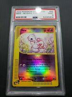 PSA 9 MINT Mew 19/165 Expedition Base Set REVERSE HOLO Pokemon Card