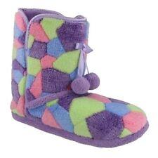 Sandalias y chanclas de mujer multicolor textiles