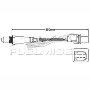 Fuelmiser Oxygen Lambda Sensor COS1307 fits Mercedes-Benz SLK-Class SLK 280 (...