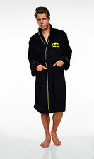 Accappatoio Batman Vestaglia DC Comics Fleece Bathrobe Groovy