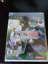 Pro pes  Evolution Soccer 2013 ps3 sealed (Sony PlayStation 3, 2012)