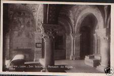 ANTIGUA POSTAL LEON SAN ISIDORO PANTEON DE REYES OLD POSTCARD POSTKARTE  CC00740