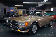 1987 Mercedes-Benz SL-Class 560SL Both Tops