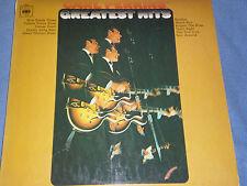 CARL PERKINS - GREATEST HITS - 1969 CBS LABEL LP - EXC.