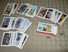 Vintage FAMOUS VIEWS OF HONG KONG Playing Card Deck - Hardly (if ever) Used