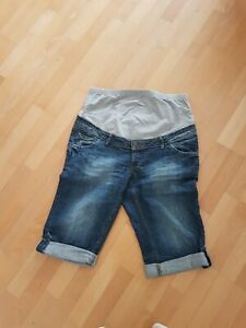 Umstandsmode Jeanshose kurz