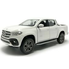 1:27 X-Class Pickup Truck Model Car Diecast Vehicle Toy Kids Collection White