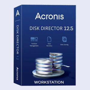 Acronis Disk Director 12.5 [Workstation] + BOOT CD ISO Download ✔️ ᒪifetime Κey