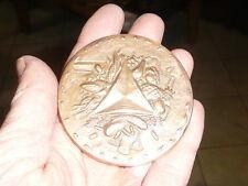 MEDAILLE bronze  1er SALON INTERNATIONAL DE L'ALIMENTATION SIAL PARIS 1964