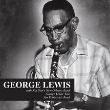 George Lewis - George Lewis [New CD] UK - Import