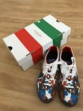 Pantofola d'Oro WORLD CUP RUSSIA SNEAKERS Size 43 1/2 Made in Italy