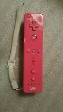 Official Nintendo Wii Remote RARE Pink Controller Ready to Go! Free Shipping!