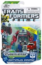 Transformers Prime commandant Class Optimus Prime Cyberverse ACTION FIGURE NEW
