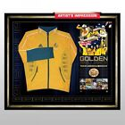 AUSTRALIA GOLD MEDALISTS HAND SIGNED FRAMED LONDON 2012 OLYMPIC JACKET PEARSON