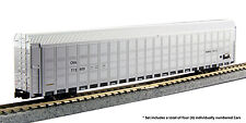 KATO 1065503 N Autorack CN 4-Car Set 712800, 712810, 712831, 712864,  106-5503