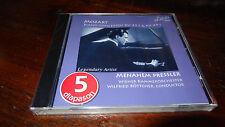 MENAHEM PRESSLER MOZART PIANO CONCERTOS 453 491 W BOETTCHER DORON SWISS CD