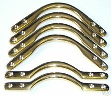 QUALITY SOLID BRASS Pool Snooker Billiard Table Pocket Brackets RRP $69.90