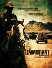 El Inmigrante (DVD, 2007) BRAND NEW SEALED