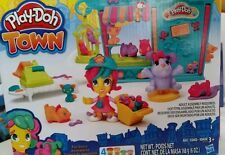 Play-Doh Town Pet Store big set modeling clay NEW