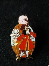 PINS DISNEY DLP PARIS PIN DLRP CAPTAIN HOOK RETURN TO NEVERLAND 13959
