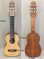 Caraya C-28SN Solid Spruce Top Tenor Size Guitarlele Natural Matt w/Free gig bag