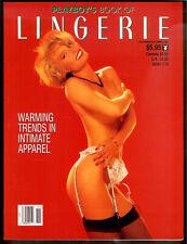 Playboy's Book of Lingerie (1990) Vol #16 (Near Mint) Erica Ringstrom