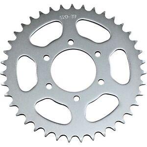 Parts Unlimited - 64511-29000 - Steel Rear Sprocket, 39T Suzuki DR 200,DS 185,SP